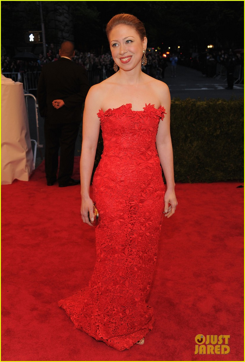 chelsea clinton met ball 2012 06