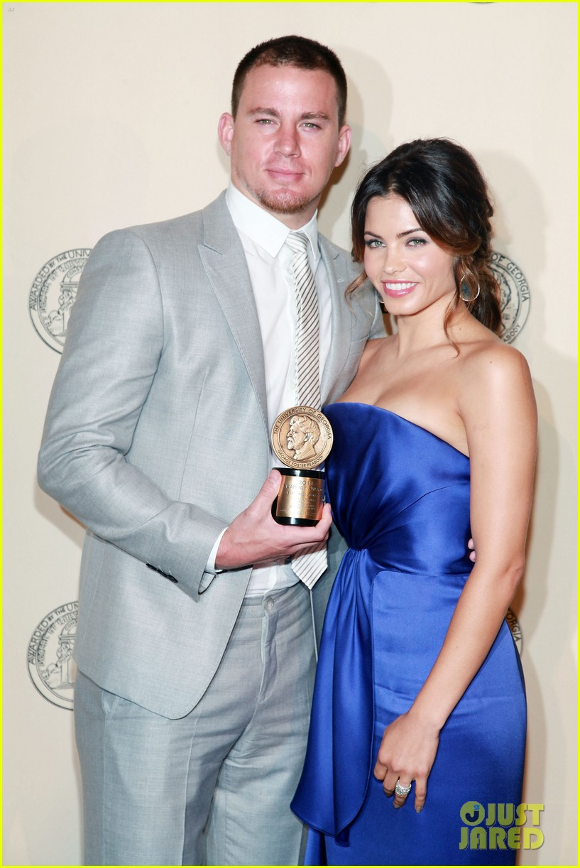 jenna dewan channing tatum peabody awards 10