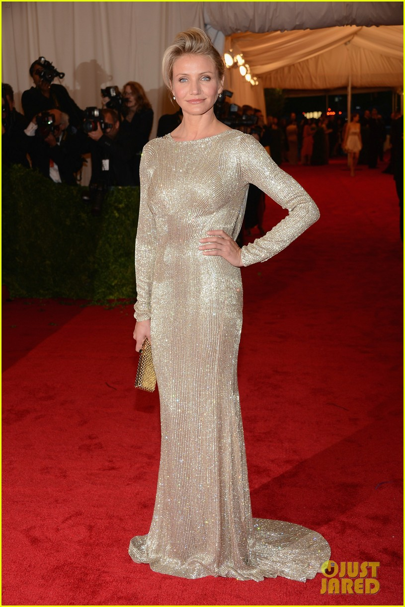 cameron diaz met ball 2012 02