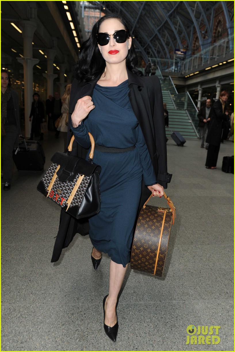 dita von teese london lady 08