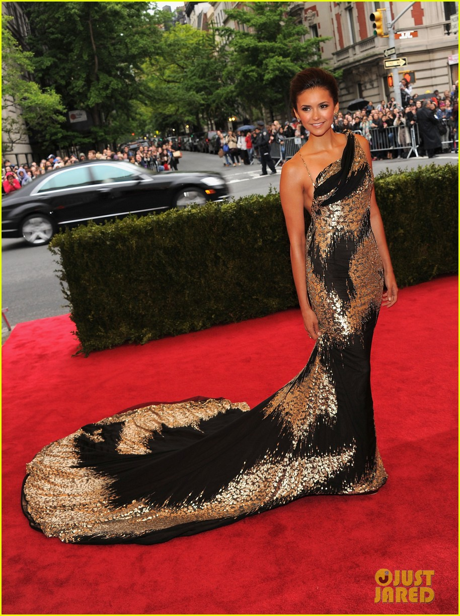 nina dobrev met ball 2012 05