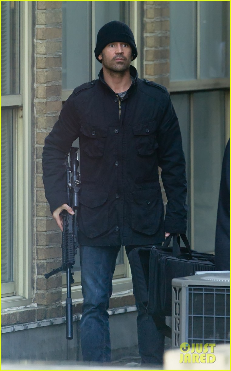 colin farrell dead man down set 04