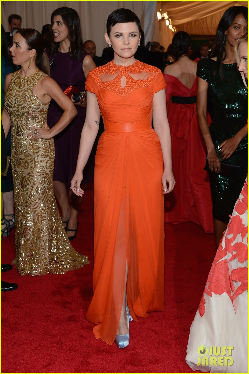 ginnifer goodwin met ball 2012 012658697