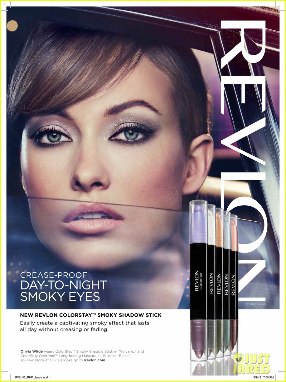 04 olivia wilde revlon