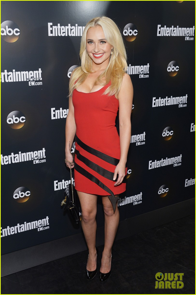 hayden panettiere connie britton abc upfront 07