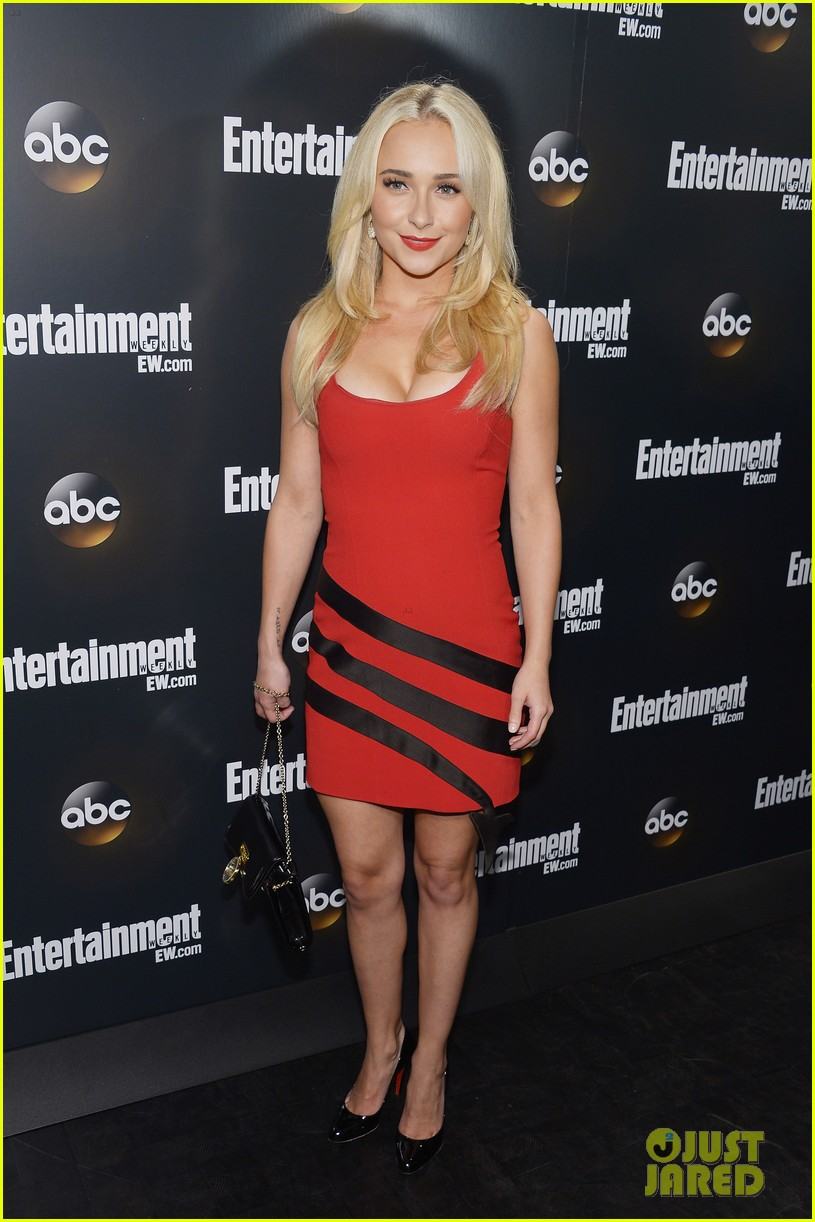 hayden panettiere connie britton abc upfront 08