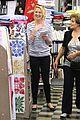 katherine heigl fabric shopping 14