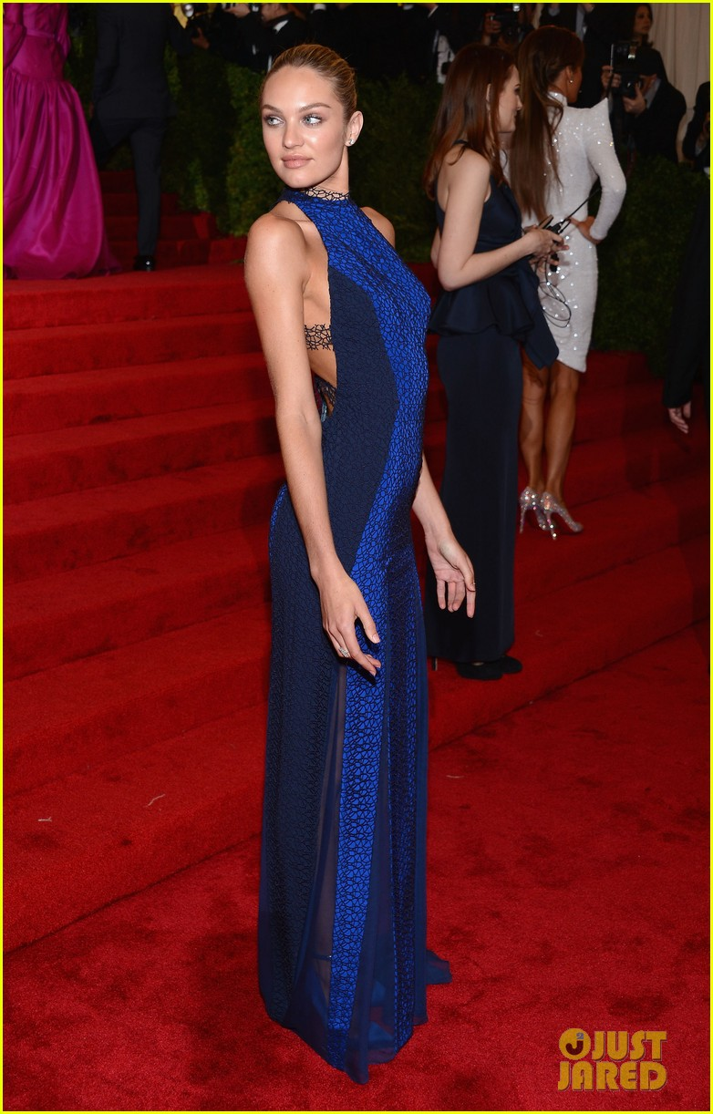 chanel iman candice swanepoel met ball 2012 07