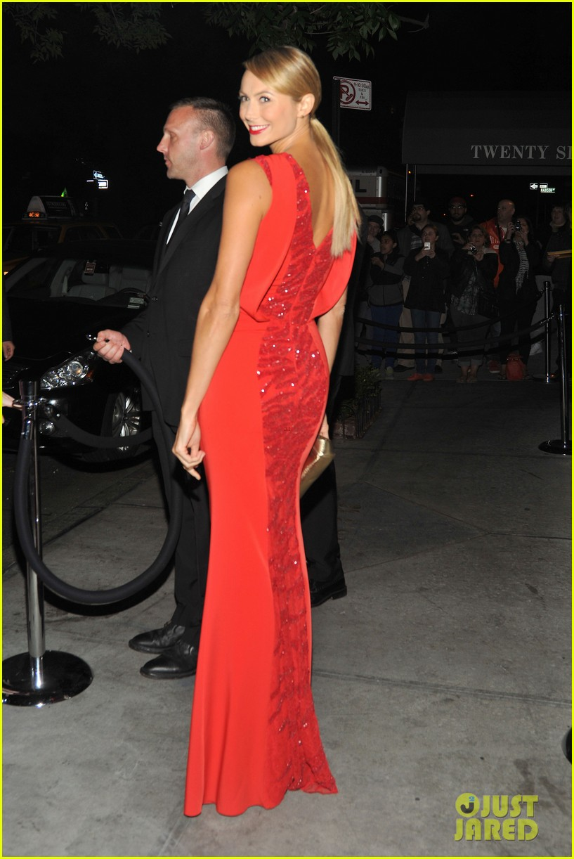 stacy keibler met ball 2012 after party with alex rodriguez 05