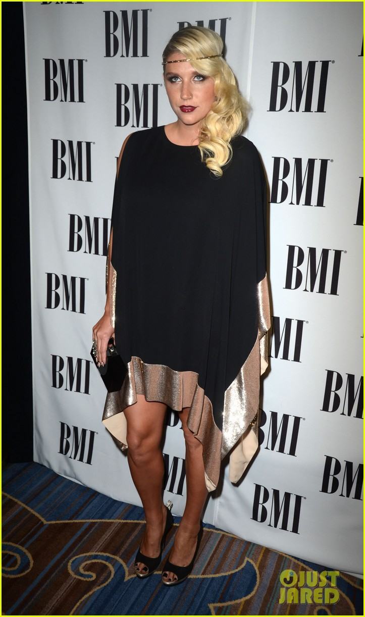 kesha 60th annual bmi pop awards 02