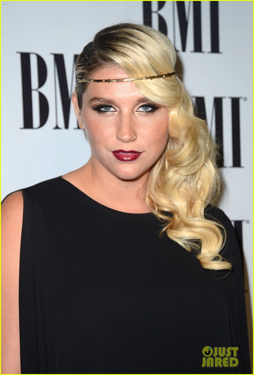 kesha 60th annual bmi pop awards 032662667