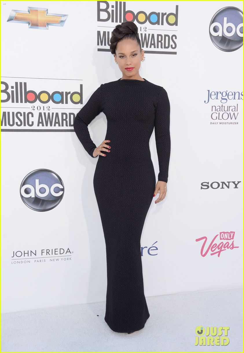 alicia keys billboard awards 2012 04