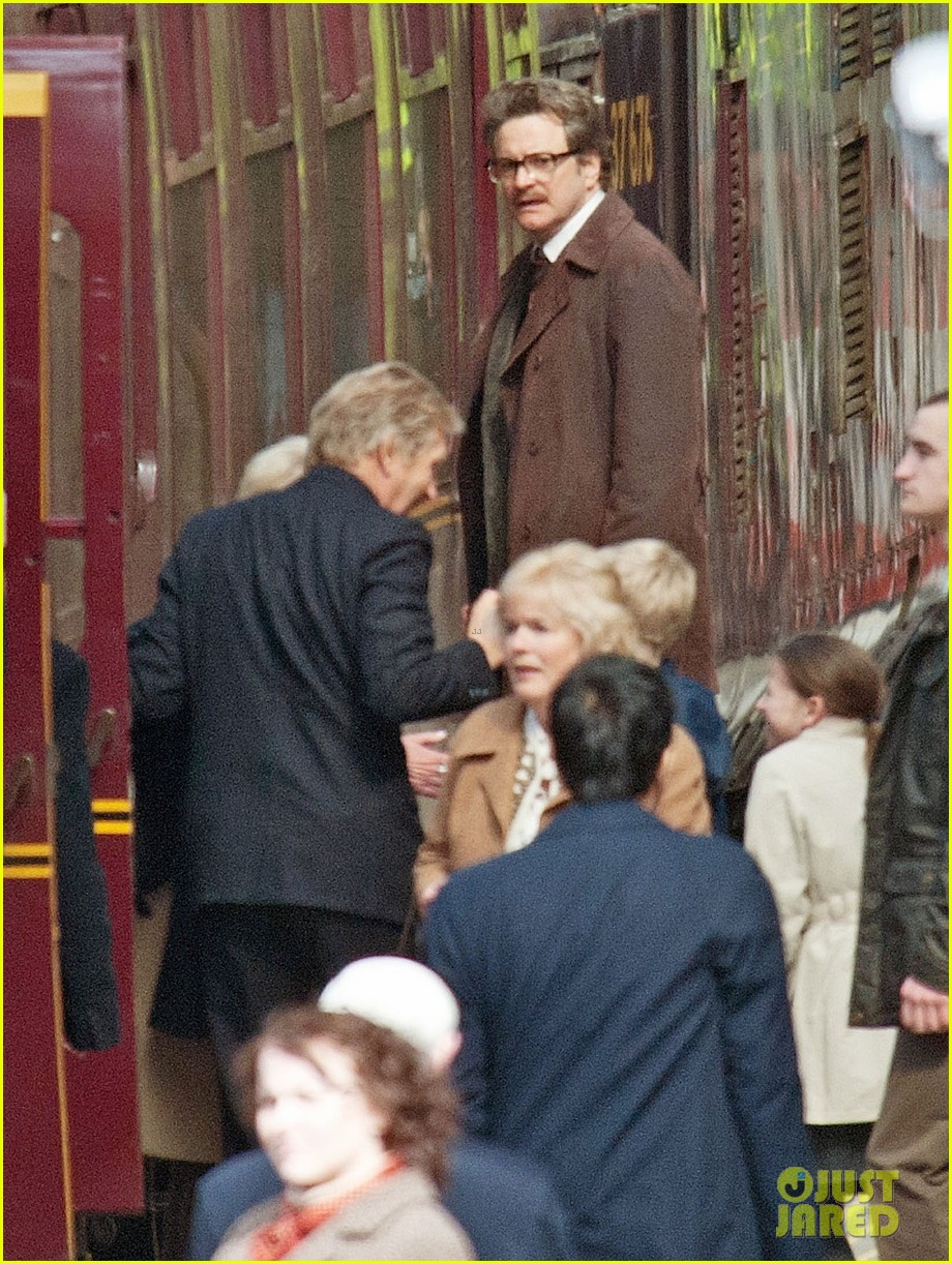 nicole kidman colin firth railway man set 06