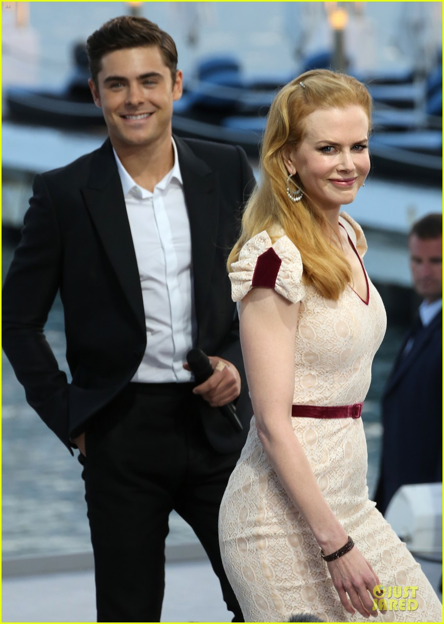 nicole kidman zac efron le grand journal 03
