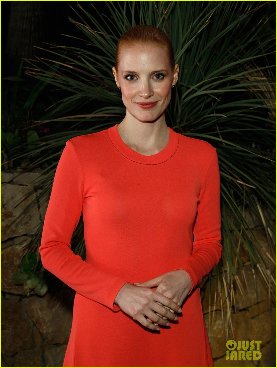 jessica chastain diane kruger women in film cannes party 17