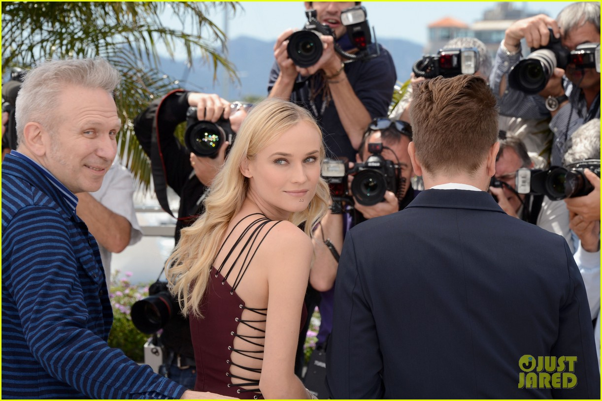 diane kruger cannes jury photo call 14