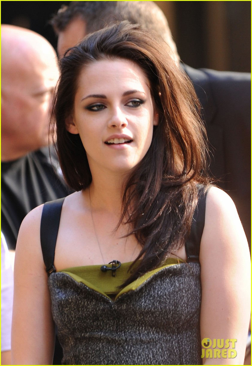 kristen stewart today show 06
