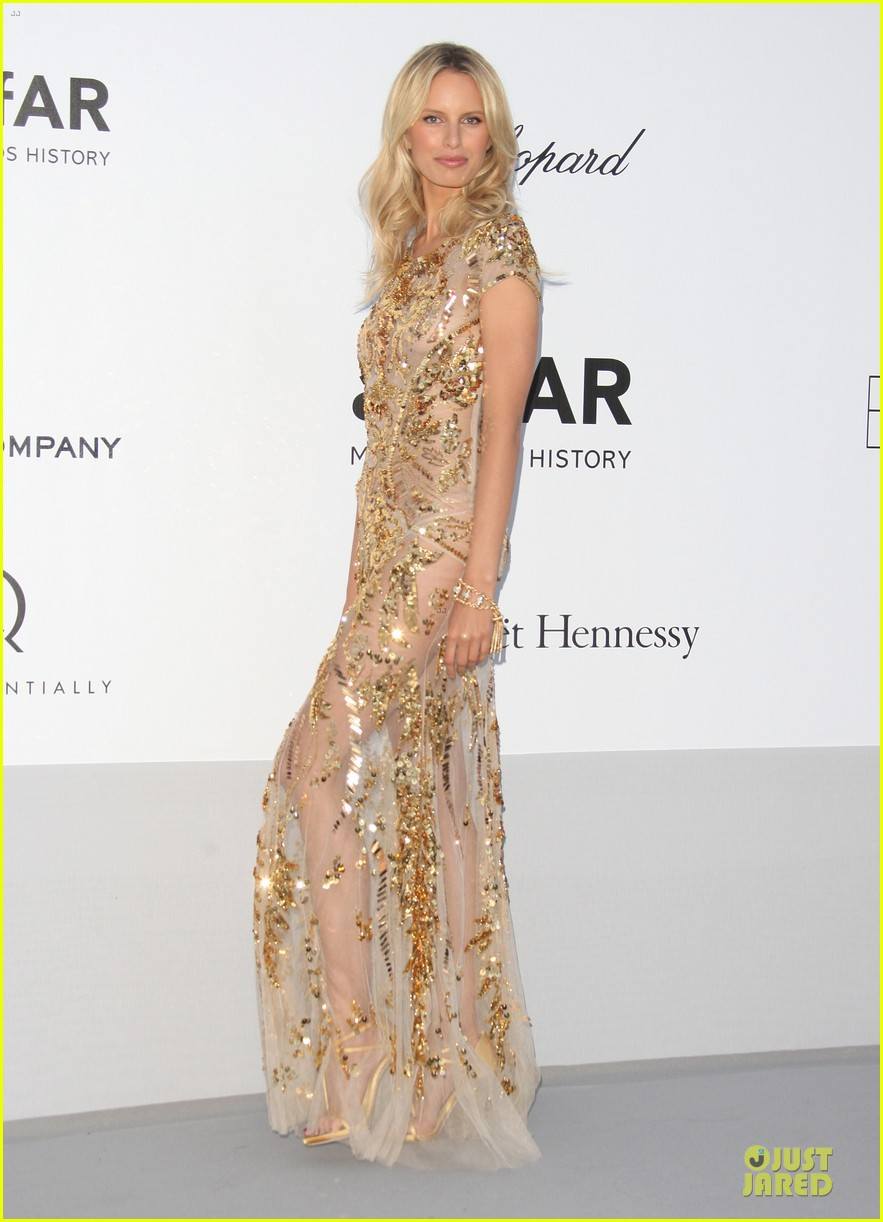 karolina kurkova kate upton amfar cannes gala 02