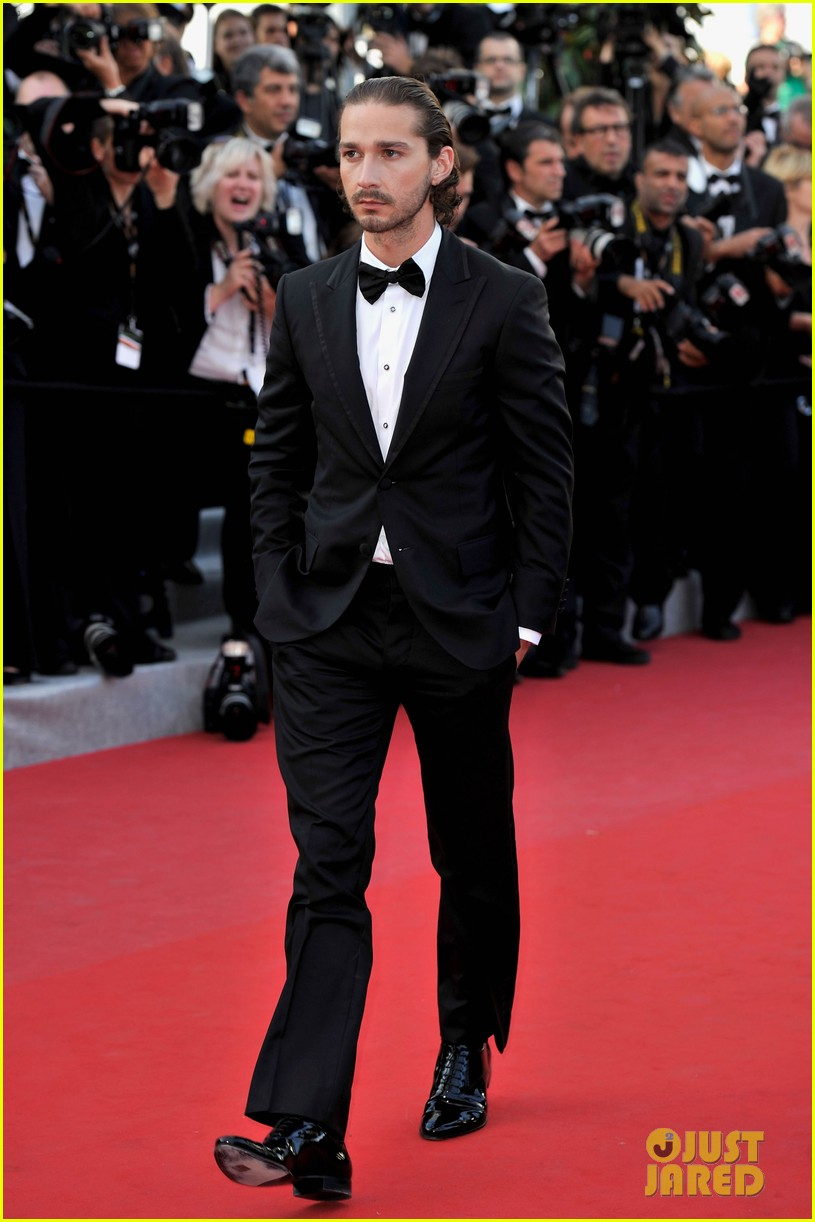 shia labeouf lawless premiere at cannes 02