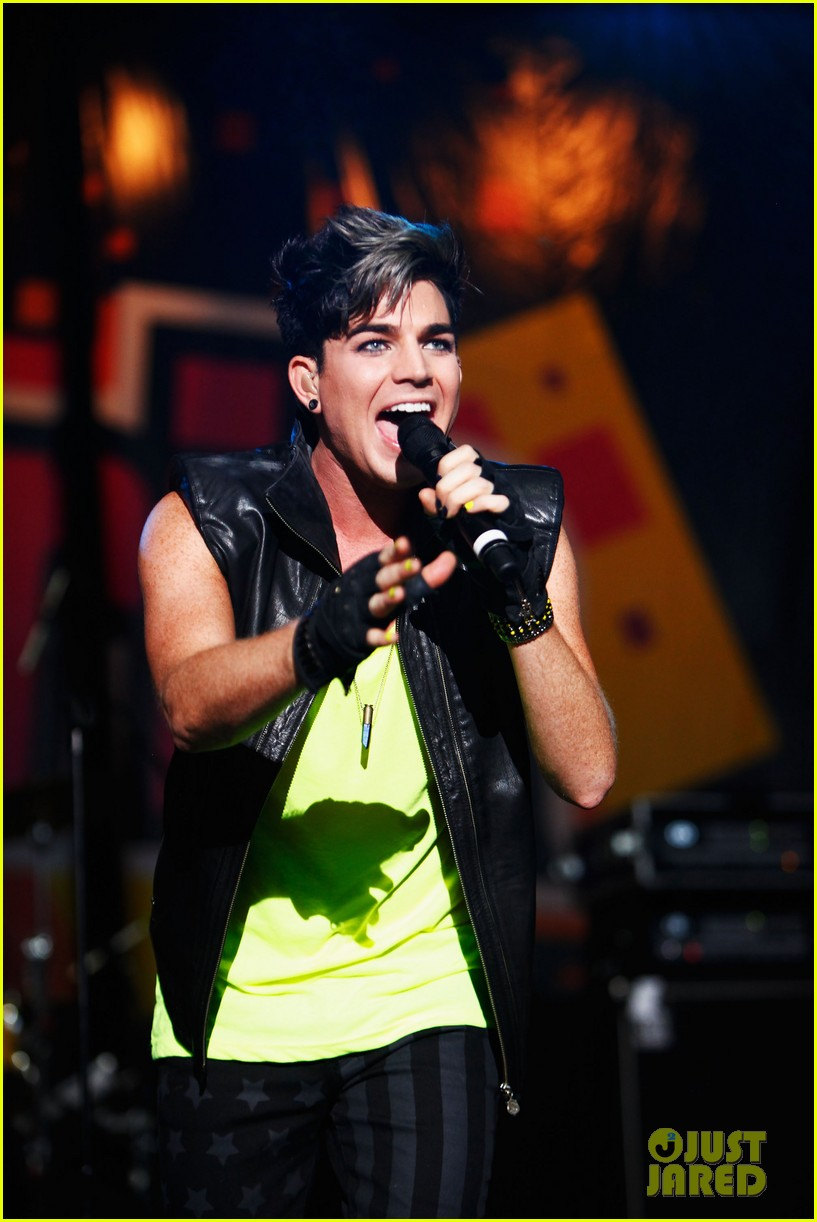 adam lambert never close our eyes video teaser 01