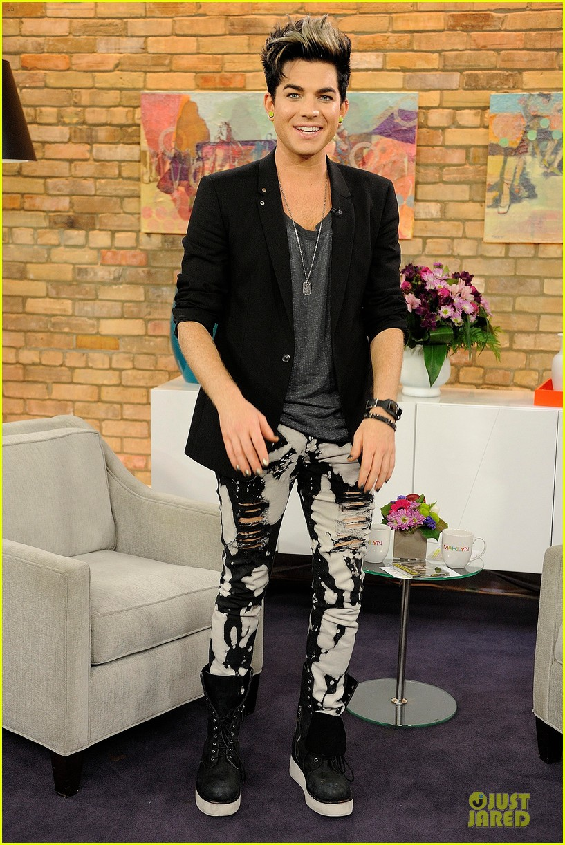 adam lambert marilyn denis show 04