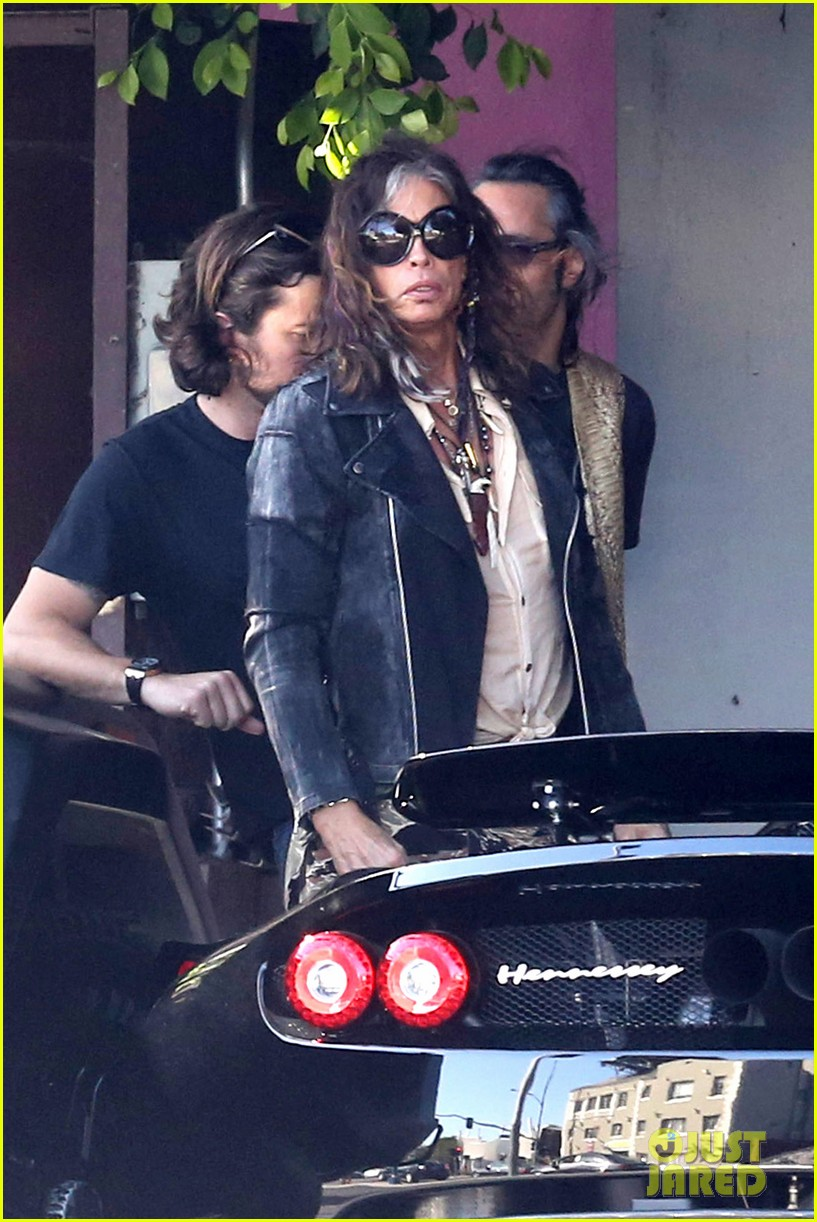 lana steven tyler lunch 02