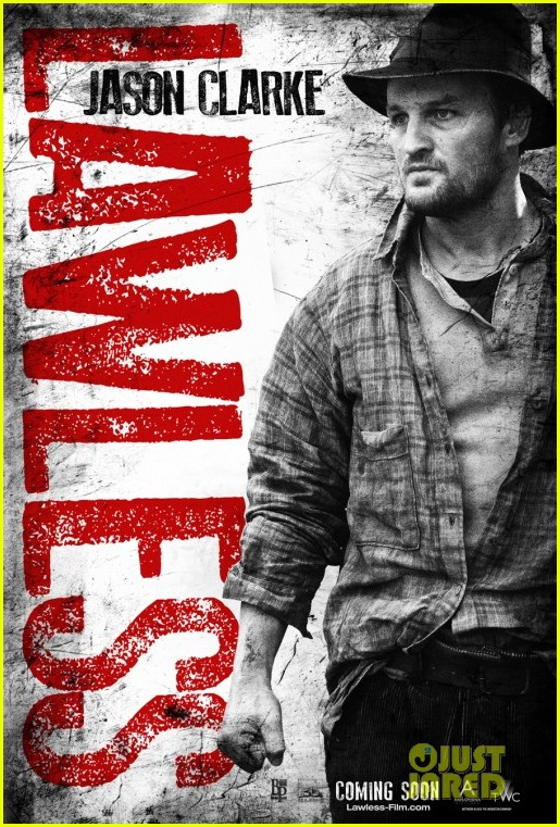 shia labeouf lawless character posters 06
