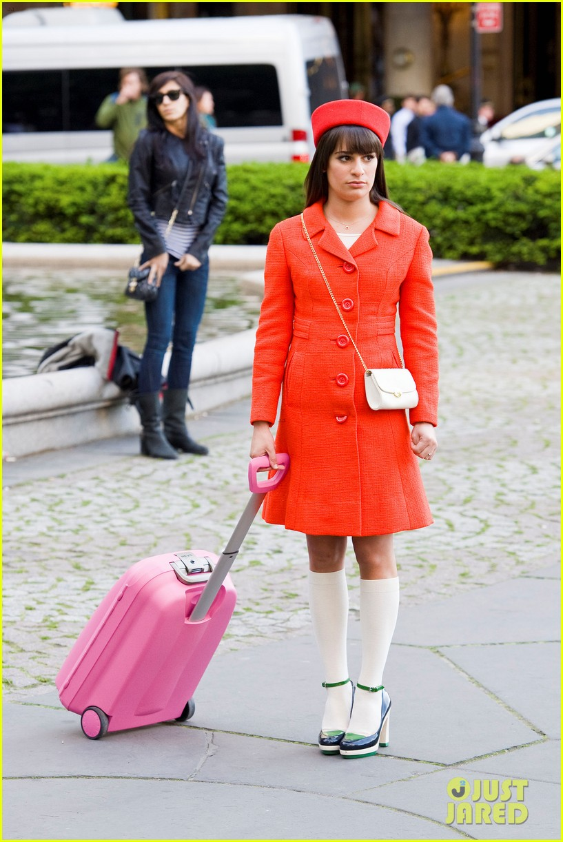 lea michele rachel berry broadway 11