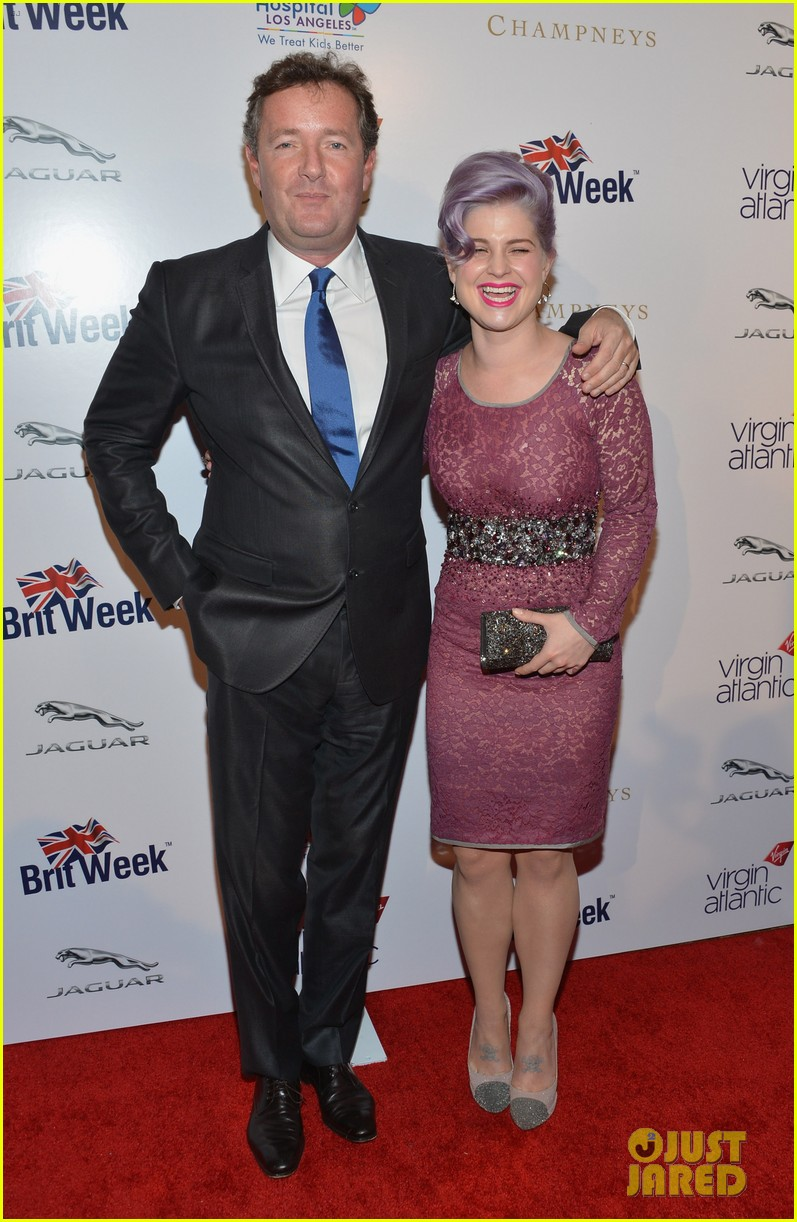 kelly osbourne britweek evening with piers morgan 13