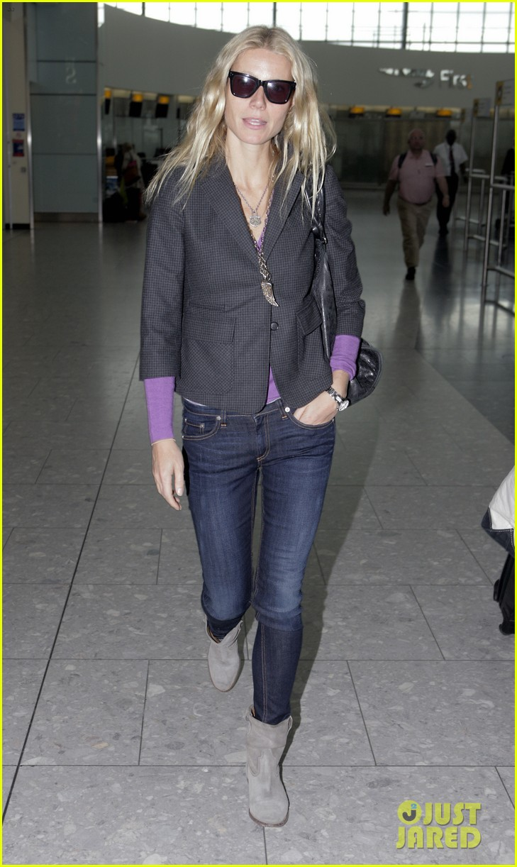 gwyneth paltrow heathrow departure 01