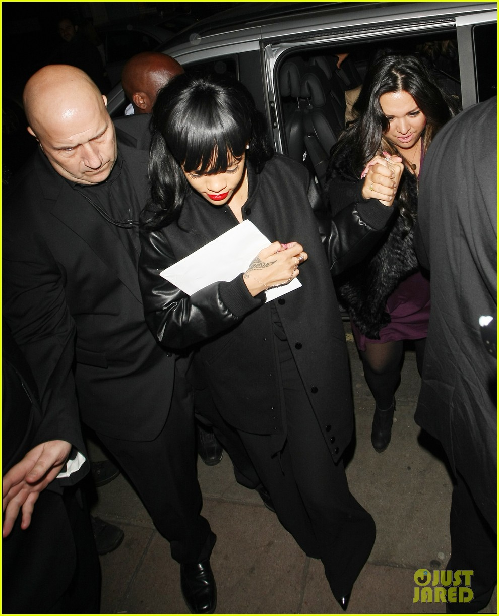 gwyneth paltrow rihanna kanye west after party 12