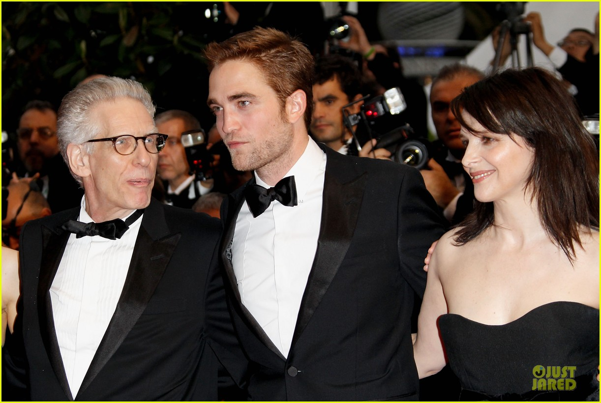 robert pattinson cosmopolis cannes premiere 112666732