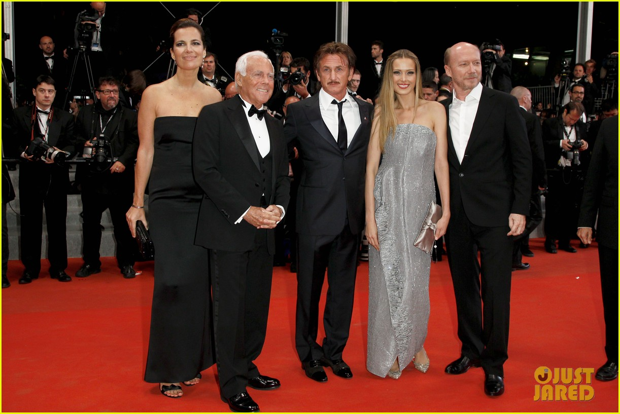 sean penn petra nemcova cannes 02