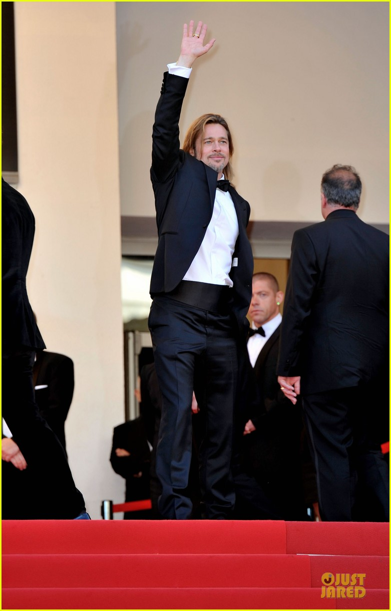 brad pitt killing softly cannes premiere 04