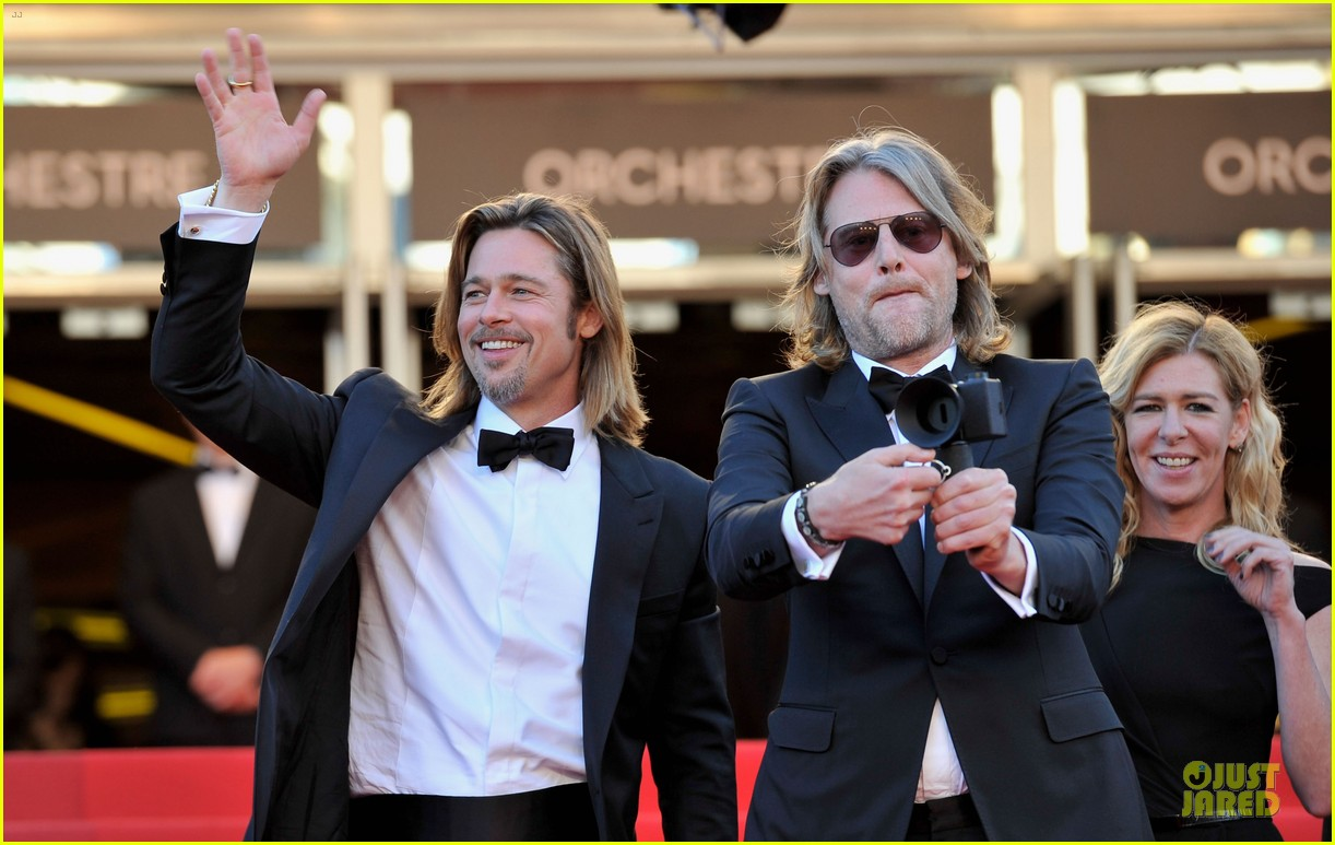 brad pitt killing softly cannes premiere 15