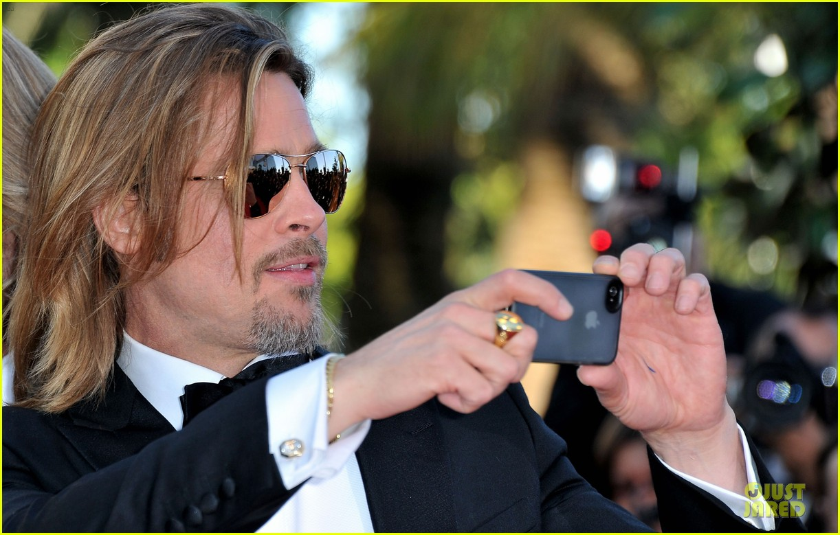 brad pitt killing softly cannes premiere 16