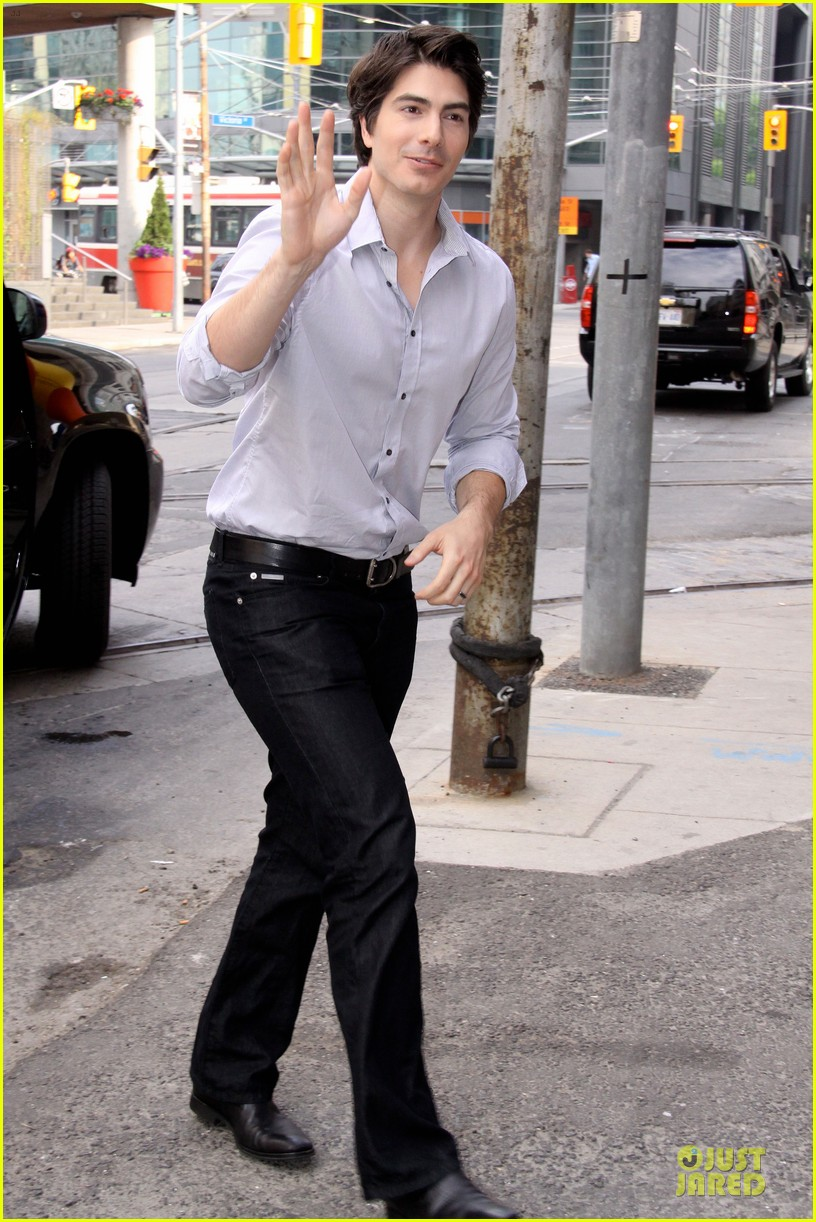 brandon routh workout - photo #25