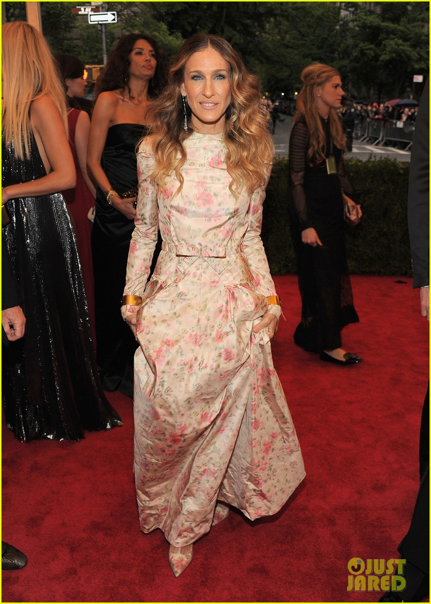 sarah jessica parker met ball 01