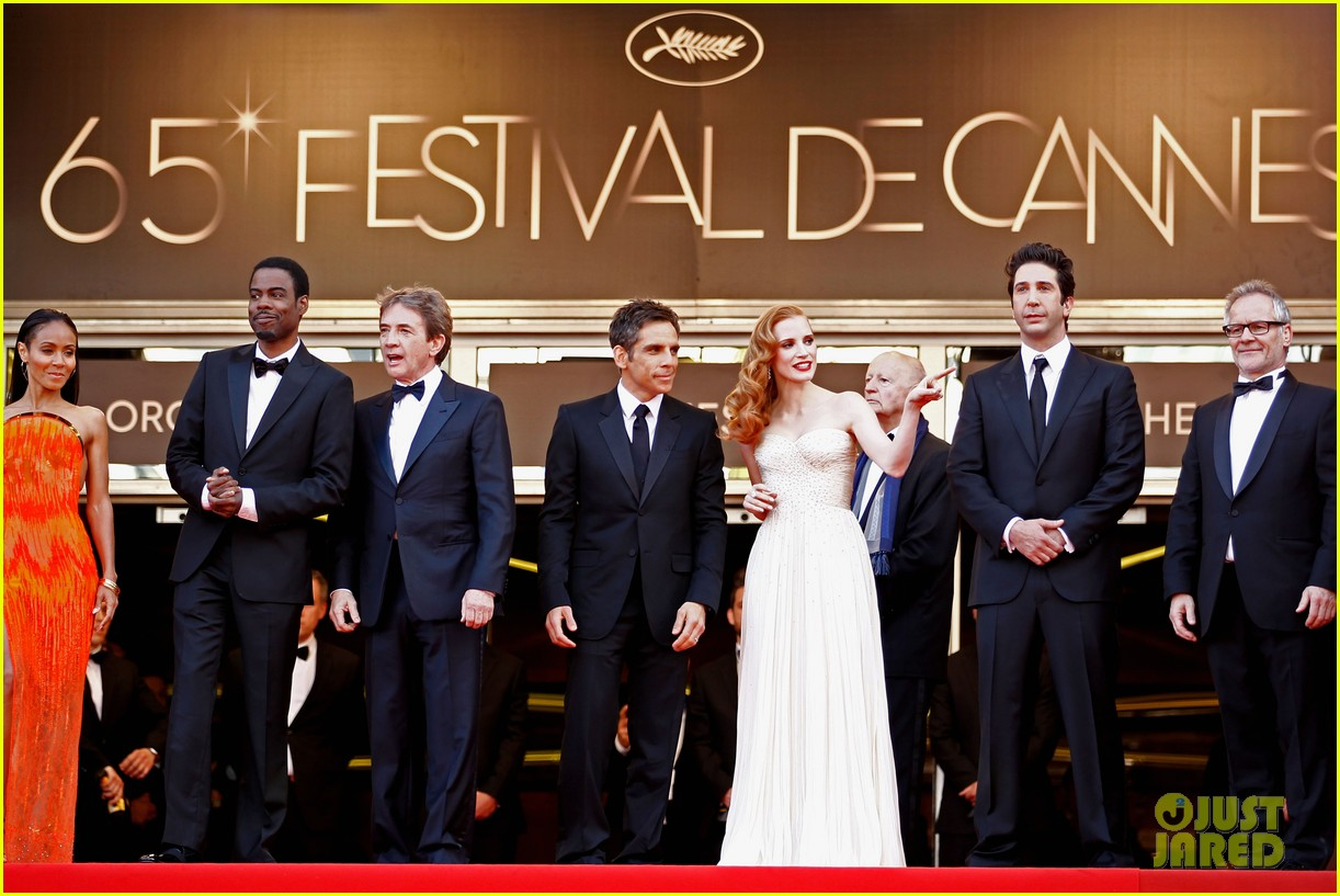 jessica chastain jada pinkett smith madagascar 3 premiere cannes 25