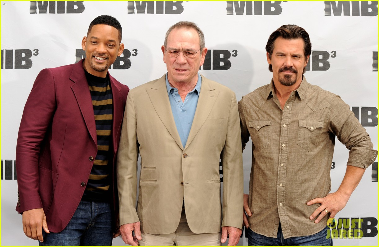 will smith mib 3 photo call 09