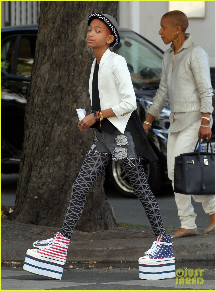 willow smith stars stripes sky high sneakers 10