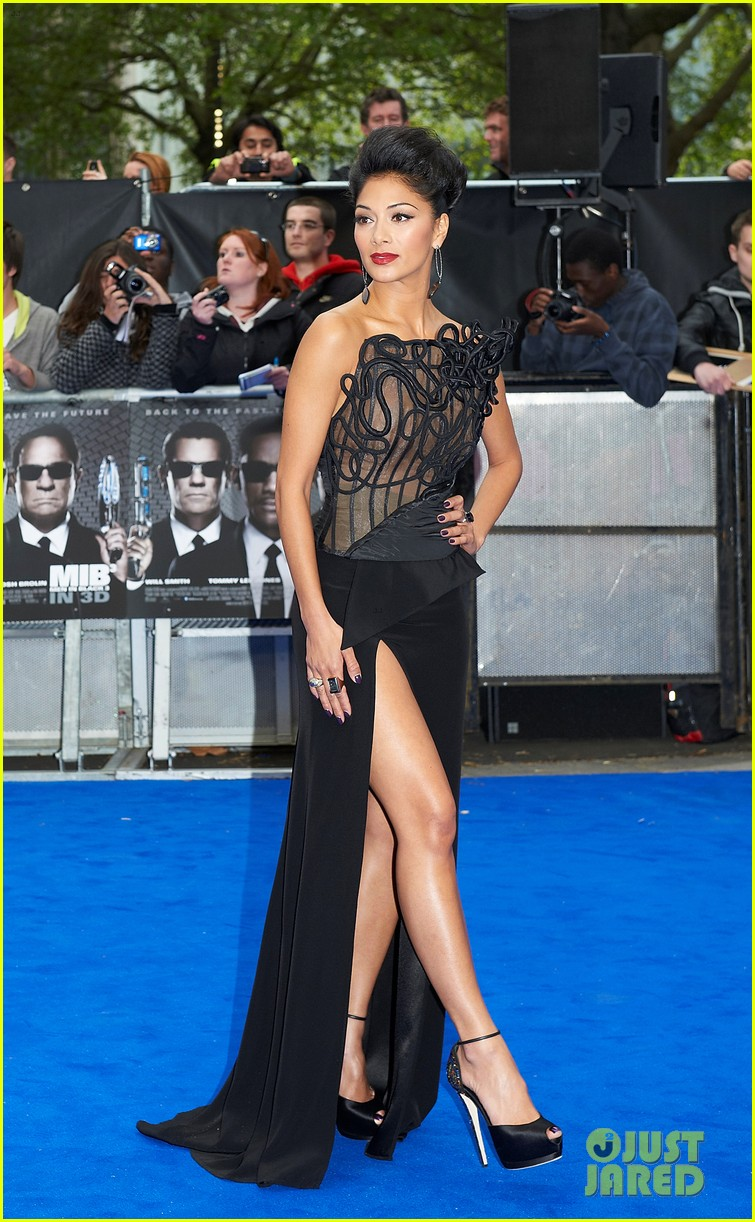 will smith nicole scherzinger men black uk premiere 012662924