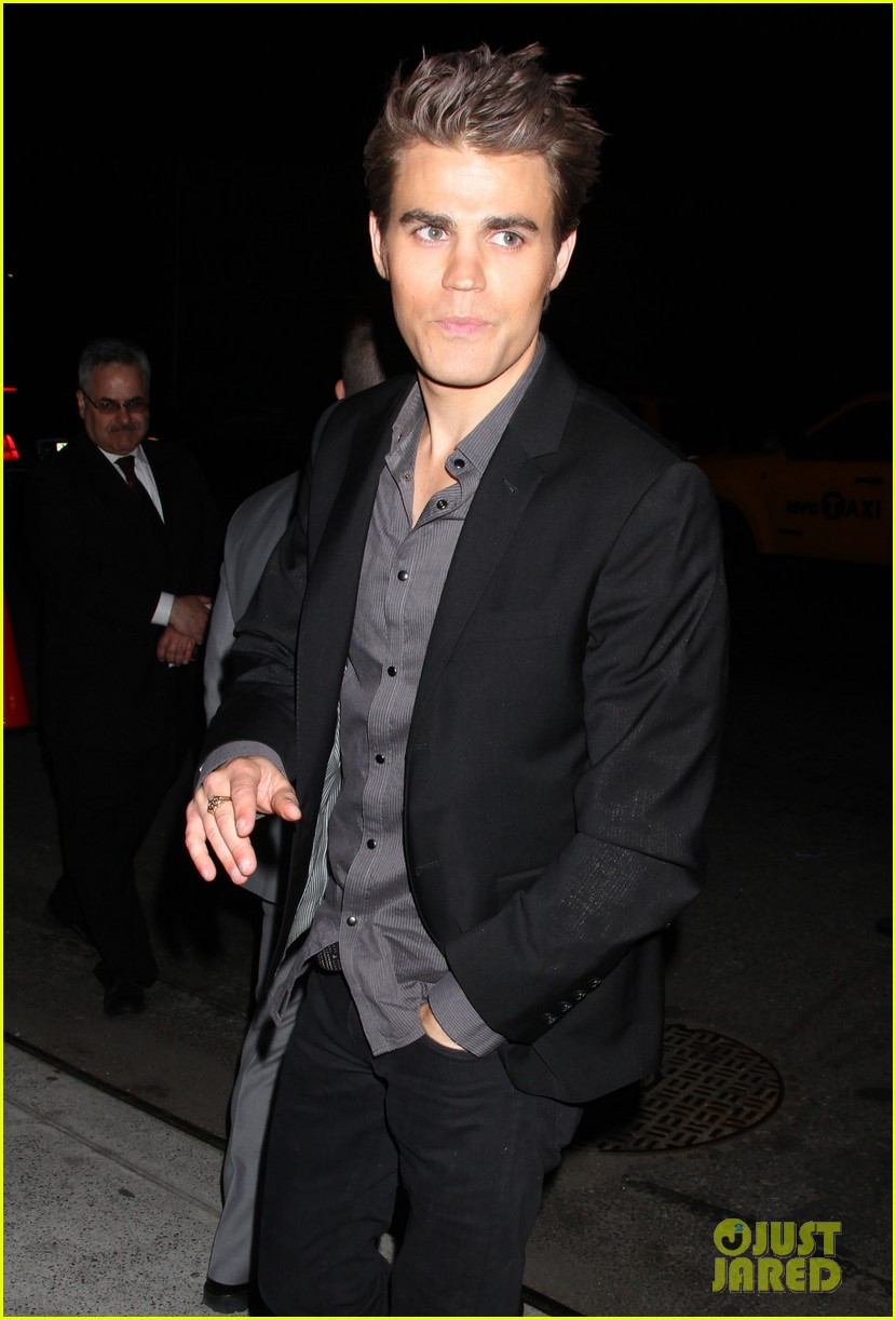 ian somerhalder nina dobrev cw upfront after party 06