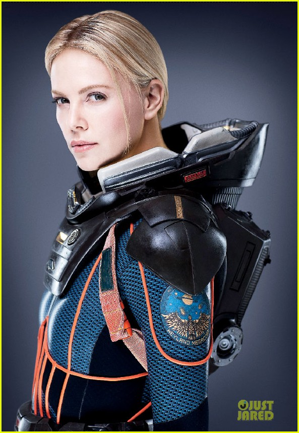 charlize theron prometheus covers entertainment weekly 05