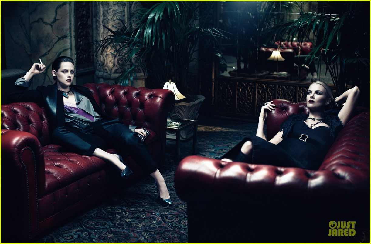 charlize theron kristen stewart interview 03