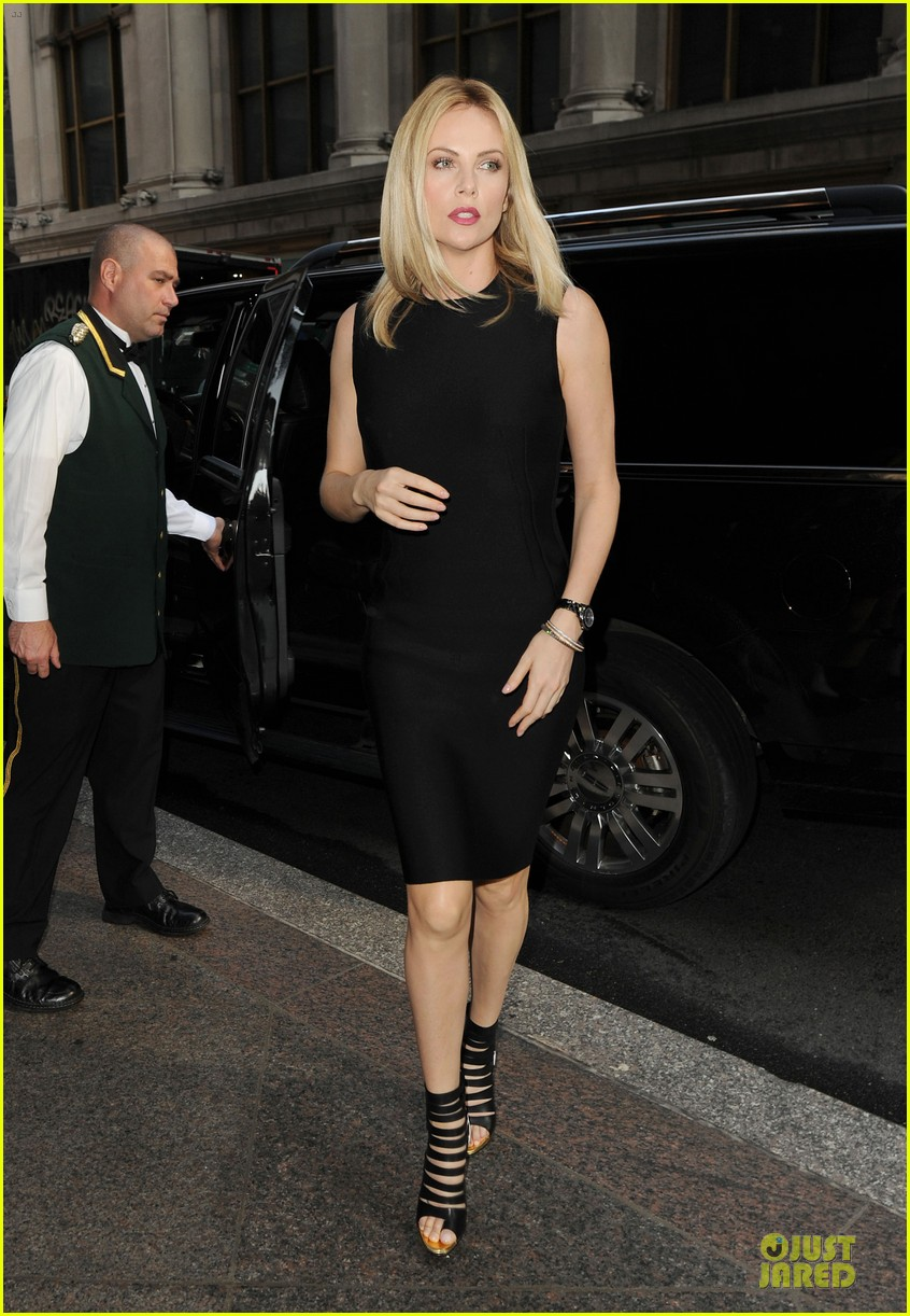 charlize theron today show 07