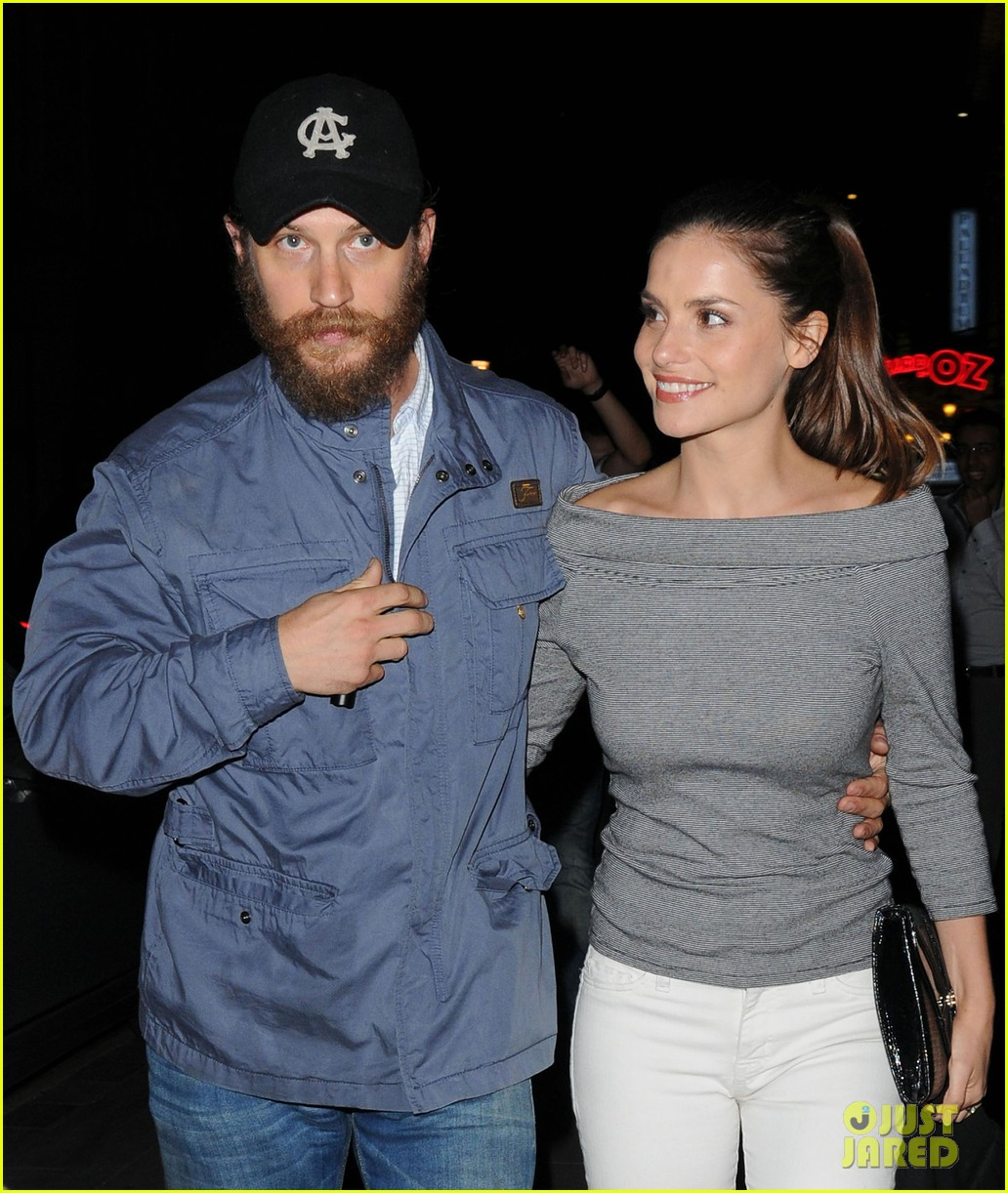 tom hardy prometheus afterparty 05
