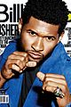 usher billboard