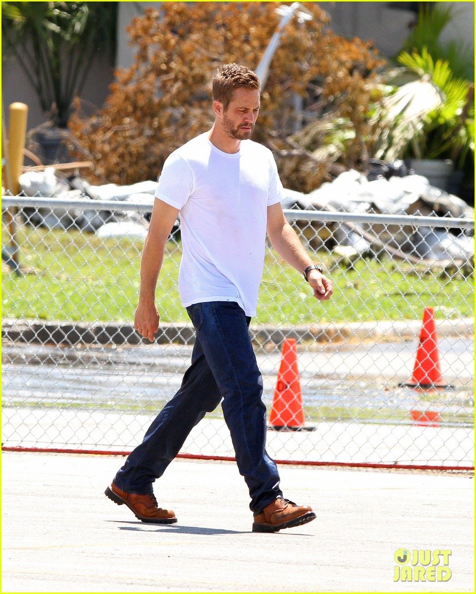 paul walker bruised eyes on hours set 052656185