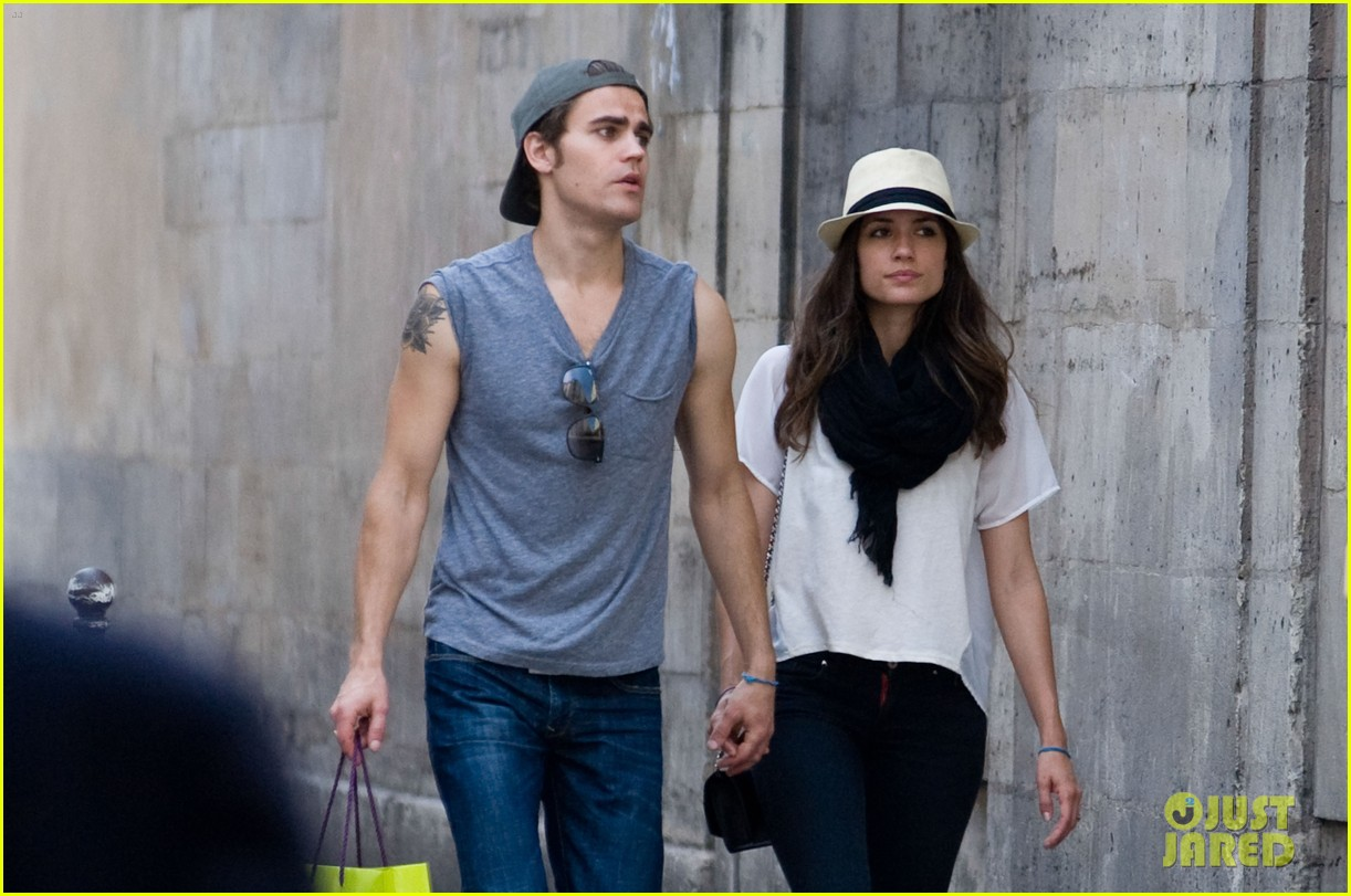 paul wesley torrey devitto parisian pair 01